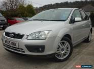2005 FORD FOCUS 1.6 Ghia 5dr [115] for Sale